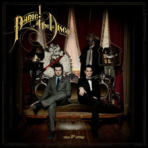 Image result for panic at the disco vices & virtues